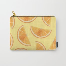 Orange Slice Delight Carry-All Pouch