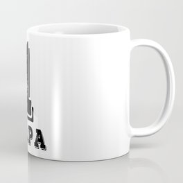 Papa No. 1 Father Day Gift Best Dad Ever Coffee Mug