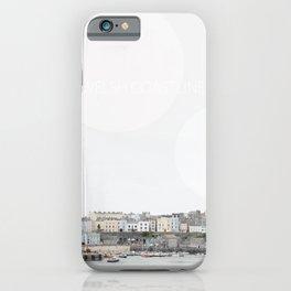 Welsh Coastline | Tenby, Pembrokeshire iPhone Case