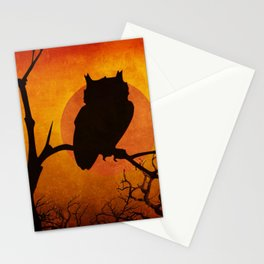 Halloween Is Coming Stationery Cards