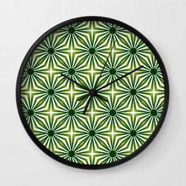 Everglades Wall Clock