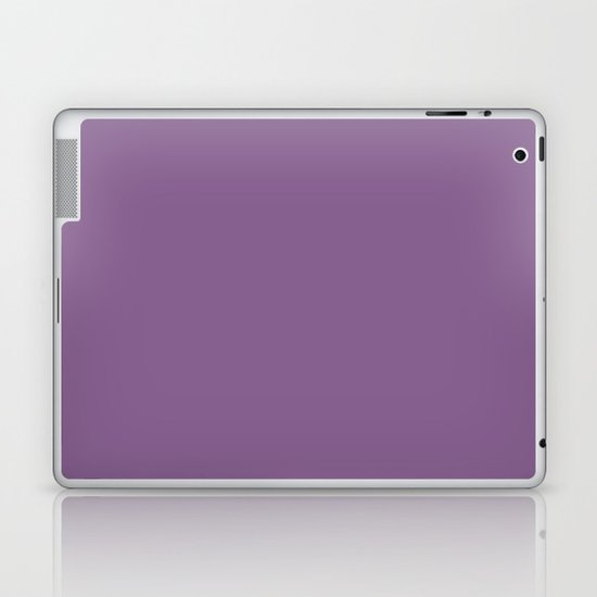 French lilac Laptop & iPad Skin