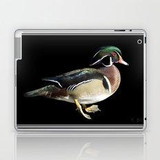 Wood Duck Laptop & iPad Skin