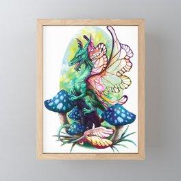 Fairy Noodle Framed Mini Art Print