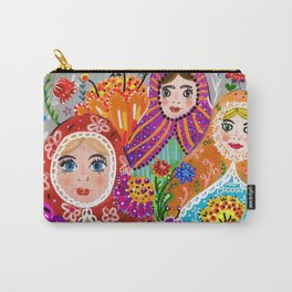 Pretty Ladies Carry-All Pouch