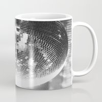disco Mugs featuring Disco by ....