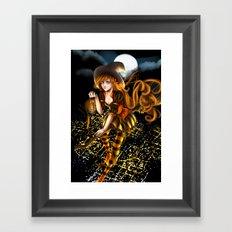 Helloween Framed Art Print