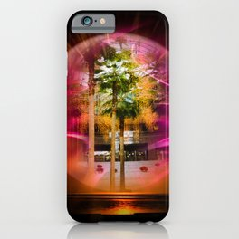 Winter Garden in the old WTC iPhone Case