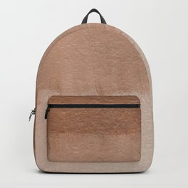 Dusty Rose Ombre Backpack