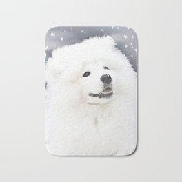 """"""" Winter's Touch """" Bath Mat"""