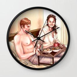 Reyux - Sweet Morning Wall Clock