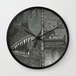 Bedroom 2 Wall Clock