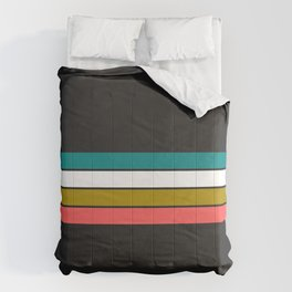 Retro home design Comforters