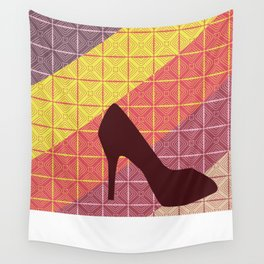 Sizzle Sizzle Wall Tapestry