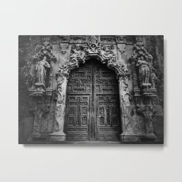 Mission San Jose Metal Print