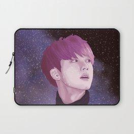 BTS Jin Galaxy drawing Laptop Sleeve