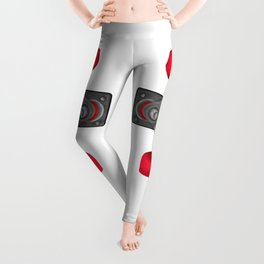 Skateboard Trucks Leggings