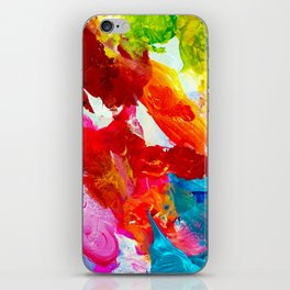 The Colors of my Life iPhone Skin