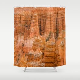 Hoodoos at Bryce Canyon National Park Shower Curtain