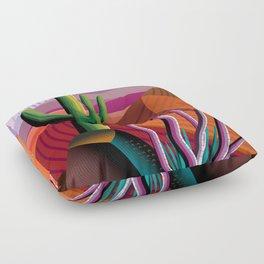Black Canyon Desert Floor Pillow