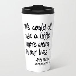 Fan-favorite Fitz Quote Travel Mug