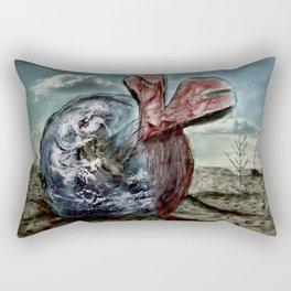Save our World 13  Rectangular Pillow