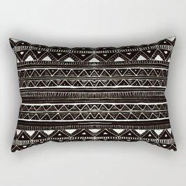 Zebedee Pattern Rectangular Pillow