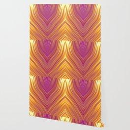 stripes wave pattern 3 lsi Wallpaper