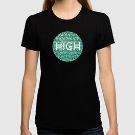 Cannabis / Hemp / 420 / Marijuana  - Pattern T-shirt