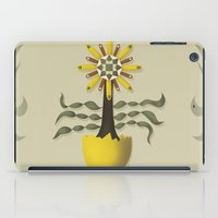arya iPad Cases featuring Flower Fingers by Hinal Arya