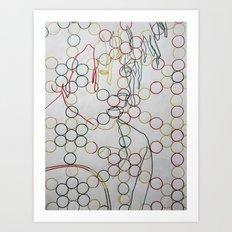 Positive Vibrations Art Print