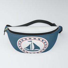 Sailing boat Fanny Pack