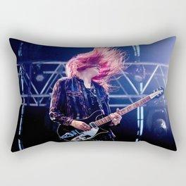 Alison Mosshart (The Kills) - I Rectangular Pillow