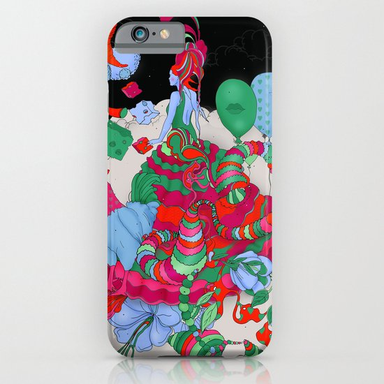 Girl iPhone & iPod Case
