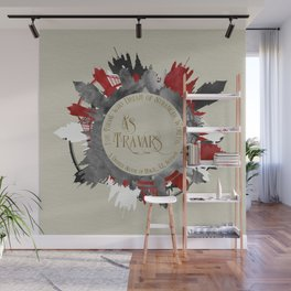 As Travars. For those who dream of stranger worlds. A Darker Shade of Magic. Wall Mural