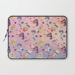 Chibi Super Inner Pattern Laptop Sleeve