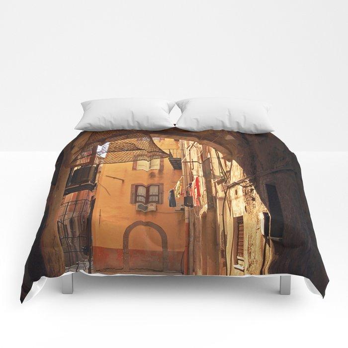 ARCHWAY - Sardinian fish traps - Sardinia Comforters