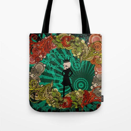 Party Devil Tote Bag