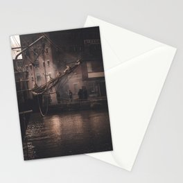 Working Dock Stationery Cards