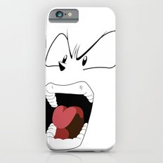 Angry woman iPhone 6s Slim Case