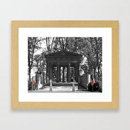 Price of Liberty Framed Art Print