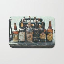 Vintage Whiskey Bath Mat