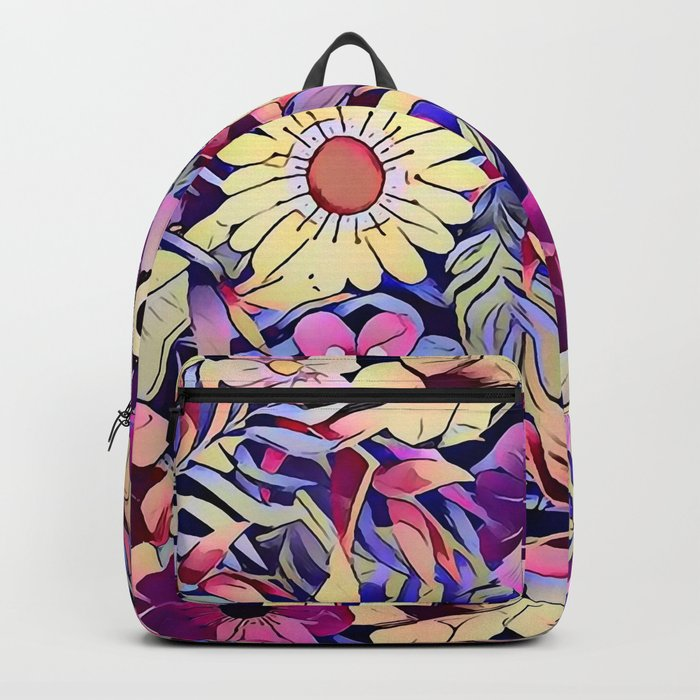 Floral dreams No1 Backpack