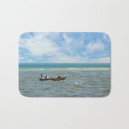Sea Workers Bath Mat
