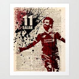 SALAH 009 Art Print