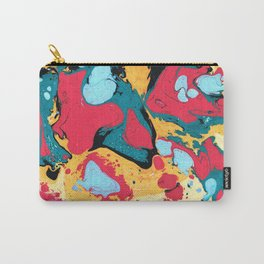 Marble texture 8 Carry-All Pouch