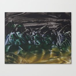 Savage Mountains Canvas Print