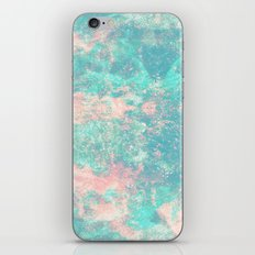 Ocean Foam iPhone Skin