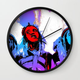 BOROROsens Wall Clock