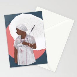 Cuban Santera Stationery Cards